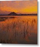 Powell Sunrise 1 Metal Print