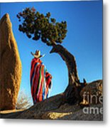 Power Of Thought 1 Metal Print