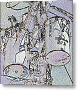 Power To The People Metal Print