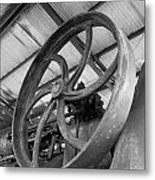Power With Style Metal Print