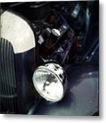 Powerhouse Metal Print
