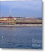 pr 119  The Boardwalk  Metal Print