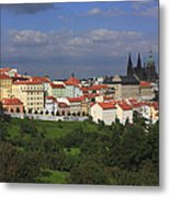 Prague Czech Republic Metal Print