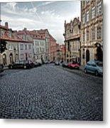 Prague Old Town Metal Print