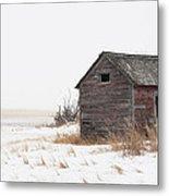 Prairie Silence... Metal Print
