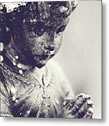 Praying For You Metal Print