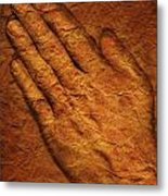 Praying Hands Metal Print by Don Hammond