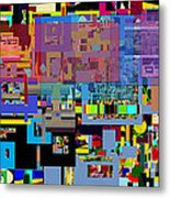 precious is man for he is created in the Divine Image 6 Metal Print by David Baruch Wolk