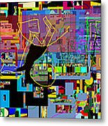 precious is man for he is created in the Divine Image 7 Metal Print