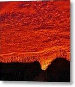Predawn Dune Color Explosion 5 10/30 Metal Print