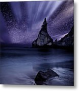 Prelude To Divinity Metal Print by Jorge Maia
