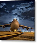 Prepped For Flight Metal Print