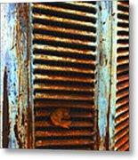 Prerestoration Metal Print