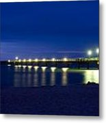 Prerow Baltic Sea Metal Print