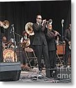 Preservation Hall Jazz Band Metal Print