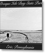 Presque Isle State Park Erie Pennsylvania Metal Print