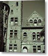 Preston Castle Tower Metal Print