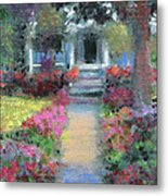 Pretty Bungalow Study 2 Metal Print