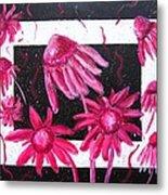Pretty In Pink 2 Metal Print