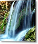 Price Falls 4 Of 5 Metal Print