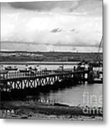 Priddy's Hard Jetty Metal Print