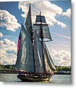 Pride Of  Baltimore 1 Metal Print