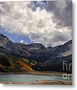 Priest Lake Colorado Metal Print