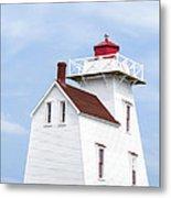 Prince Edward Island Lighthouse Metal Print