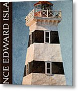 Prince Edward Island Lighthouse Metal Print