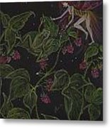 Prince Of The Berry Bushes Metal Print