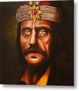 Prince Vlad Metal Print