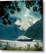 Princess Louisa Inlet Metal Print