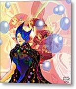 Princess Of Light Metal Print