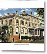 Princeton New Jersey - The Princeton Inn - 1925 Metal Print