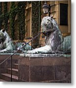 Princeton Tigers Metal Print