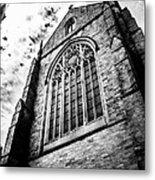 Princeton University Chapel Metal Print