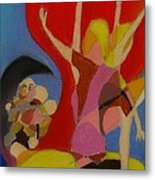 Pro Life Number 1 Metal Print by Michael Anthony Edwards