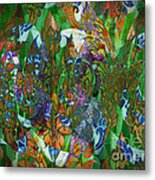 Profusion Of Colors Metal Print