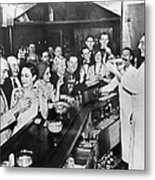 Prohibition Repeal, 1933 Metal Print