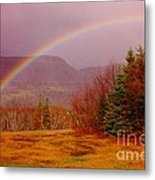 Promise And Hope Cape Breton Metal Print