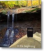 Proof Of God's Existence Metal Print