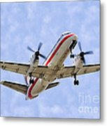 Propelling On In By Diana Sainz Metal Print