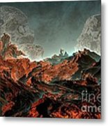 Prophecy Metal Print