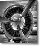 Props And Jet Metal Print
