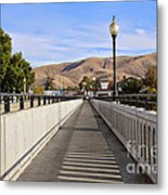 Prosser - Going To Town Metal Print