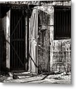 Protected Metal Print by Olivier Le Queinec