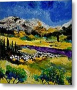 Provence 452121 Metal Print