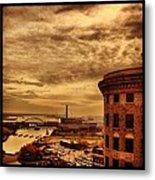 Providence Viewpoint Metal Print