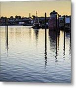 Providence Waterfront Metal Print