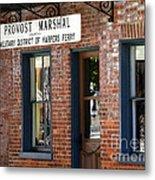 Provost Marshal Metal Print